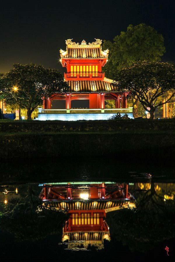 Led chiếu sáng kiến trúc