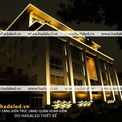 Thiết kế chiếu sáng kiến trúc