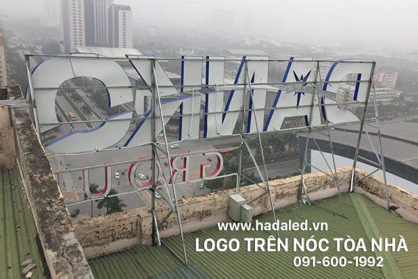 Logo tòa nhà