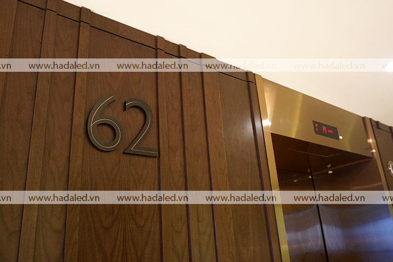 Biển số tầng Hadaled