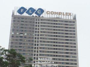 thiết kế quảng cáo tòa nhà