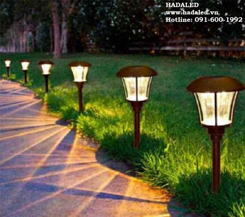 đèn led chiếu sáng trang trí